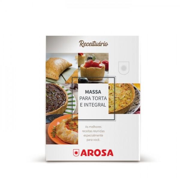 produto - Receituário  Massa para Torta e Integral