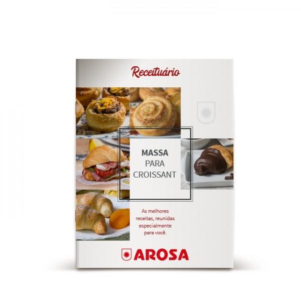 produto - Receituário Massa para Croissant
