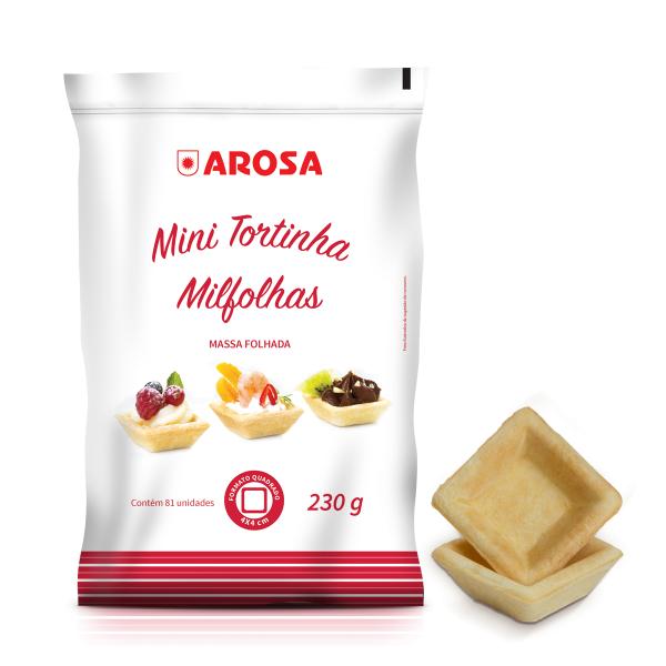 produto - Mini Tortinha Milfolhas