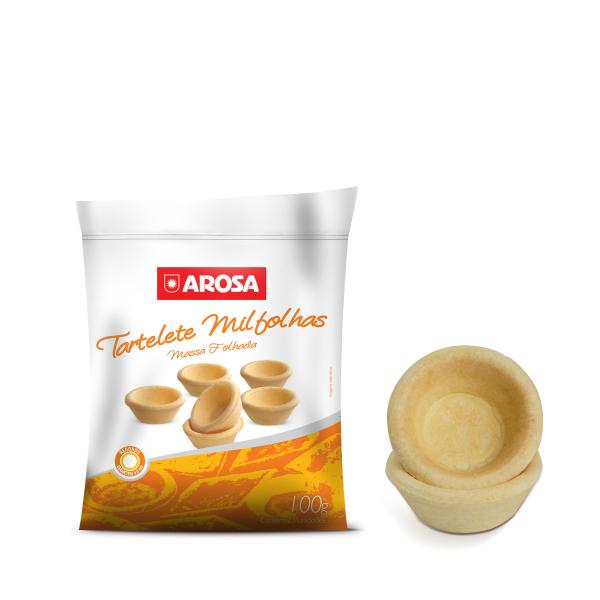produto - Tartelete Milfolhas